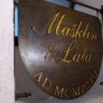 Mašklin i Lata - fotografija